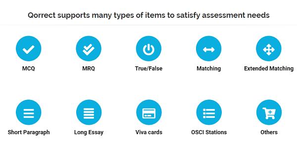 qorrect- summative assessment questions examples