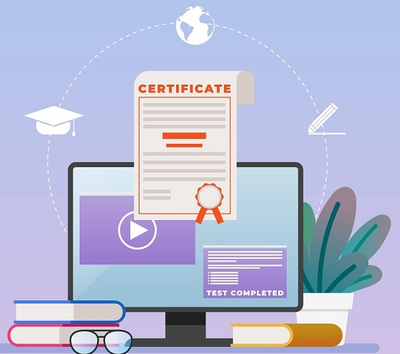 Secure remote exam - proctored exams