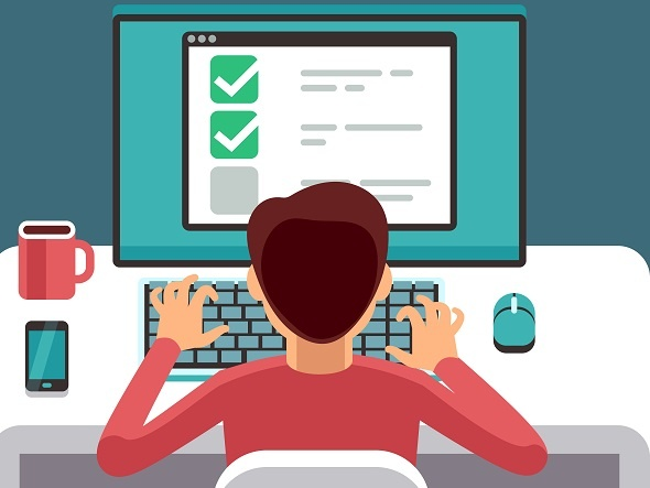 remote proctoring - online classes - proctored exams