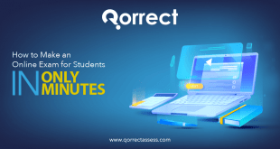 how to make an online exam for students