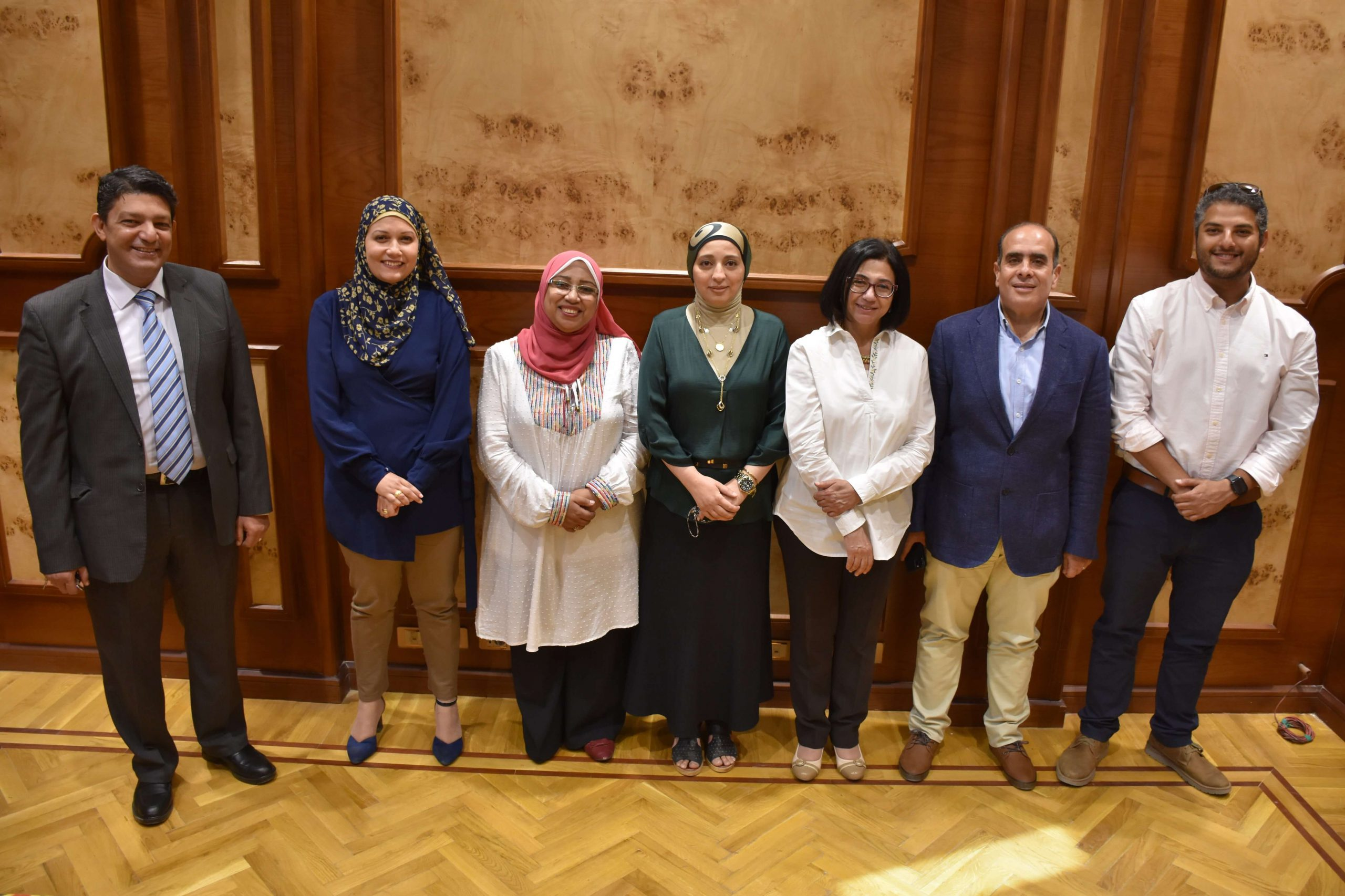 ain shams university adopts qorrect e-assessment system for all faculties